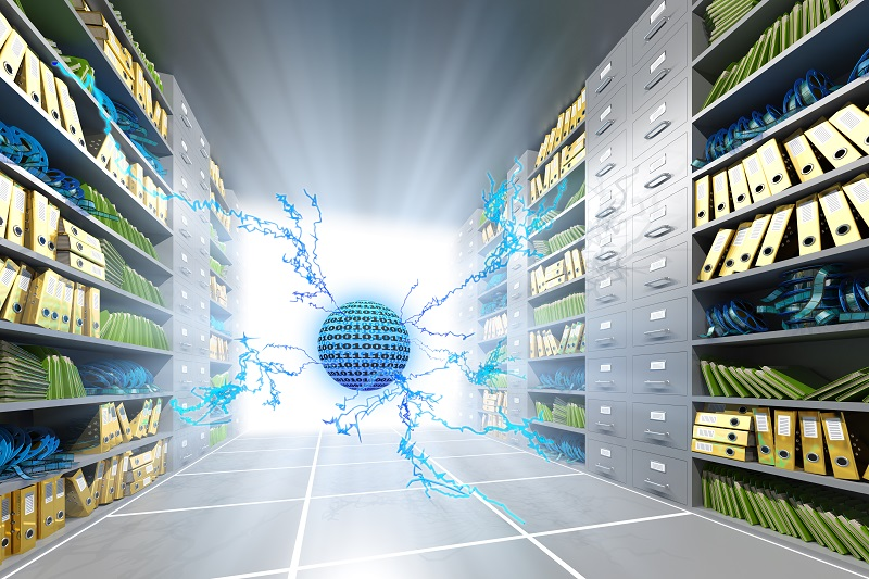 The Storage Dilemma In Document Management System
