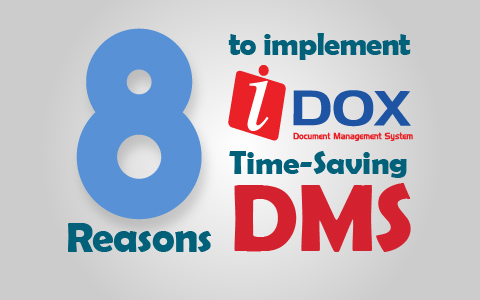 Why to implement iDox Time-Saving DMS
